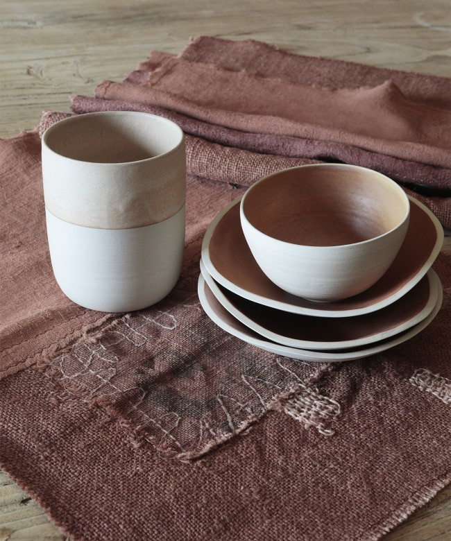 Set de table terracotta