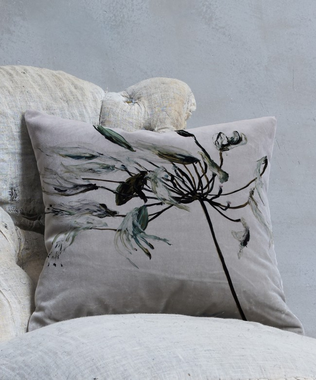 coussin AGAPANTHE