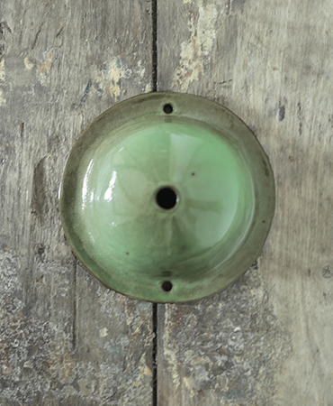 round ceiling cup s jade