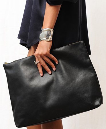 steph purse black L
