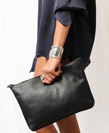 steph purse black S